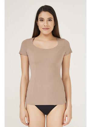 Korse T-Shirt / Vizon
